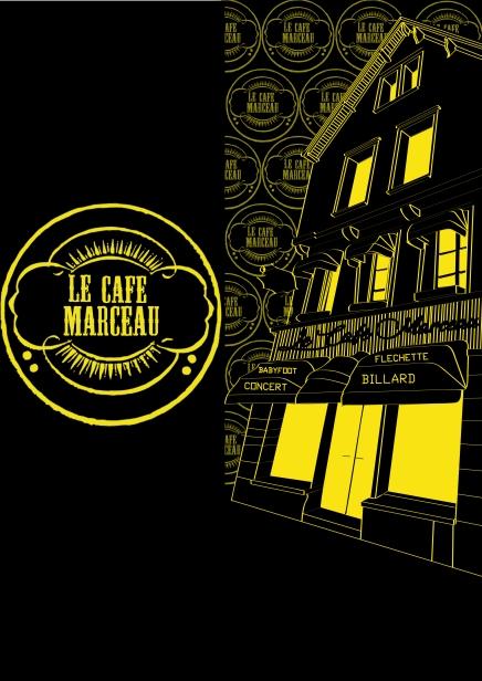 Carte Calé Marceau